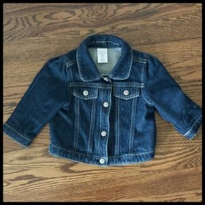 🆕 {Gymboree} Toddler Denim Jean Jacket